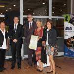 EDEN díjátadó